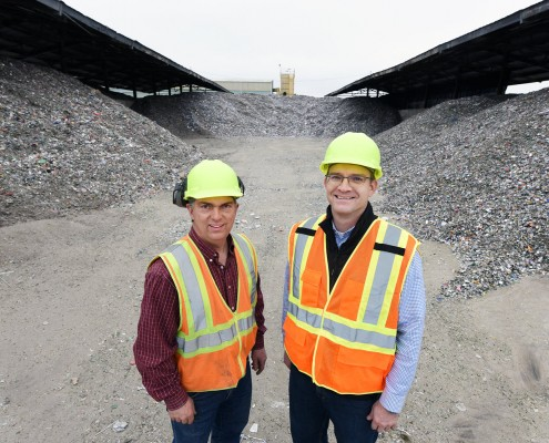 Keith Fenley & John Lair of Momentum Recycling
